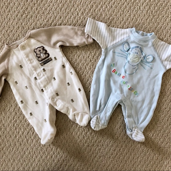cea02ff80 Disney One Pieces | S Carters Preemie Baby Boys Onesies | Poshmark